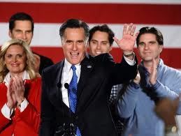 Romney Wins Iowa Caucus