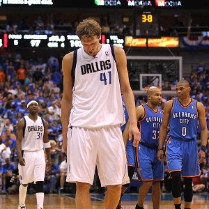 Dallas Mavs Eliminated in First Round