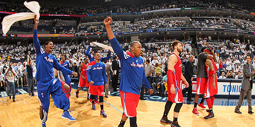 Los Angeles Clippers Advance To Western Conference Semifinals
