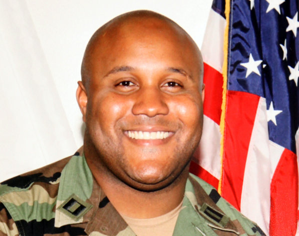 Christopher Dorner in Marines